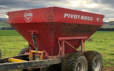 Bossman Pivot Track Filler